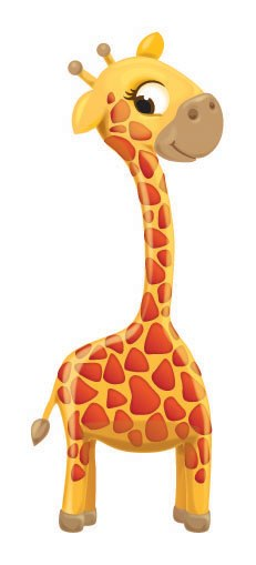 Nabídka kroužků dětského klubu Žirafa