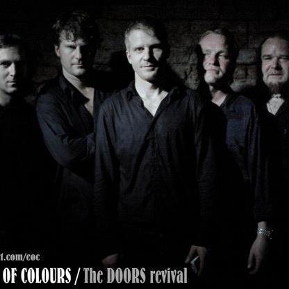 Začátek prázdnin s The Doors revival