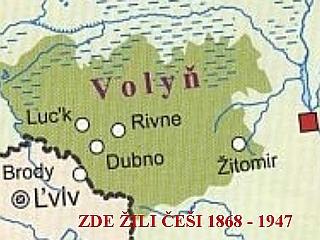 Devadesát let skautingu ve Volyni