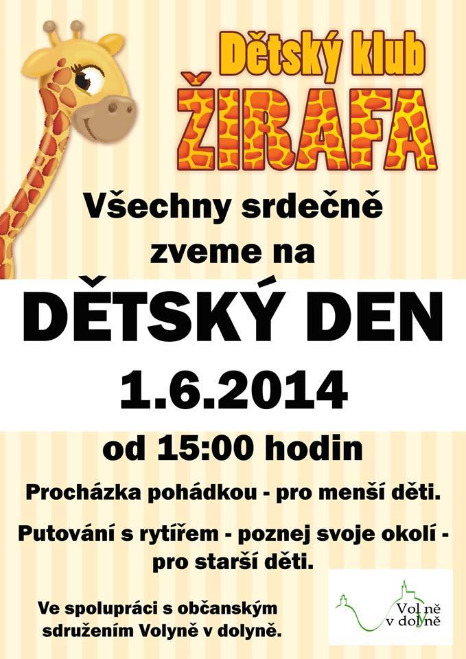 Dětský den ve Volyni
