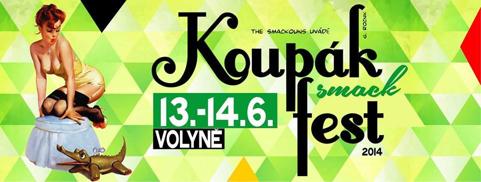 Koupák Smack Fest