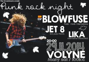 Punk rock night