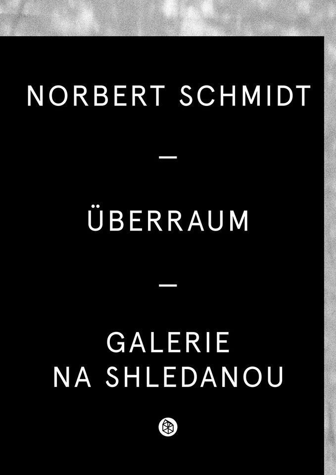 Fotoreport z vernisáže Norberta Schmidta
