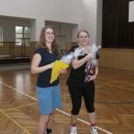badmintonový turnaj