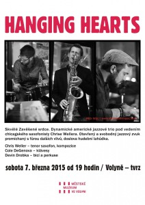 Hanging Hearts - plakát