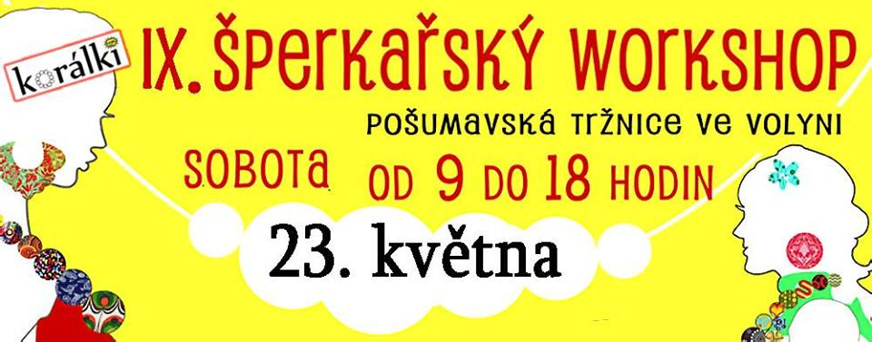 IX. Šperkařský workshop