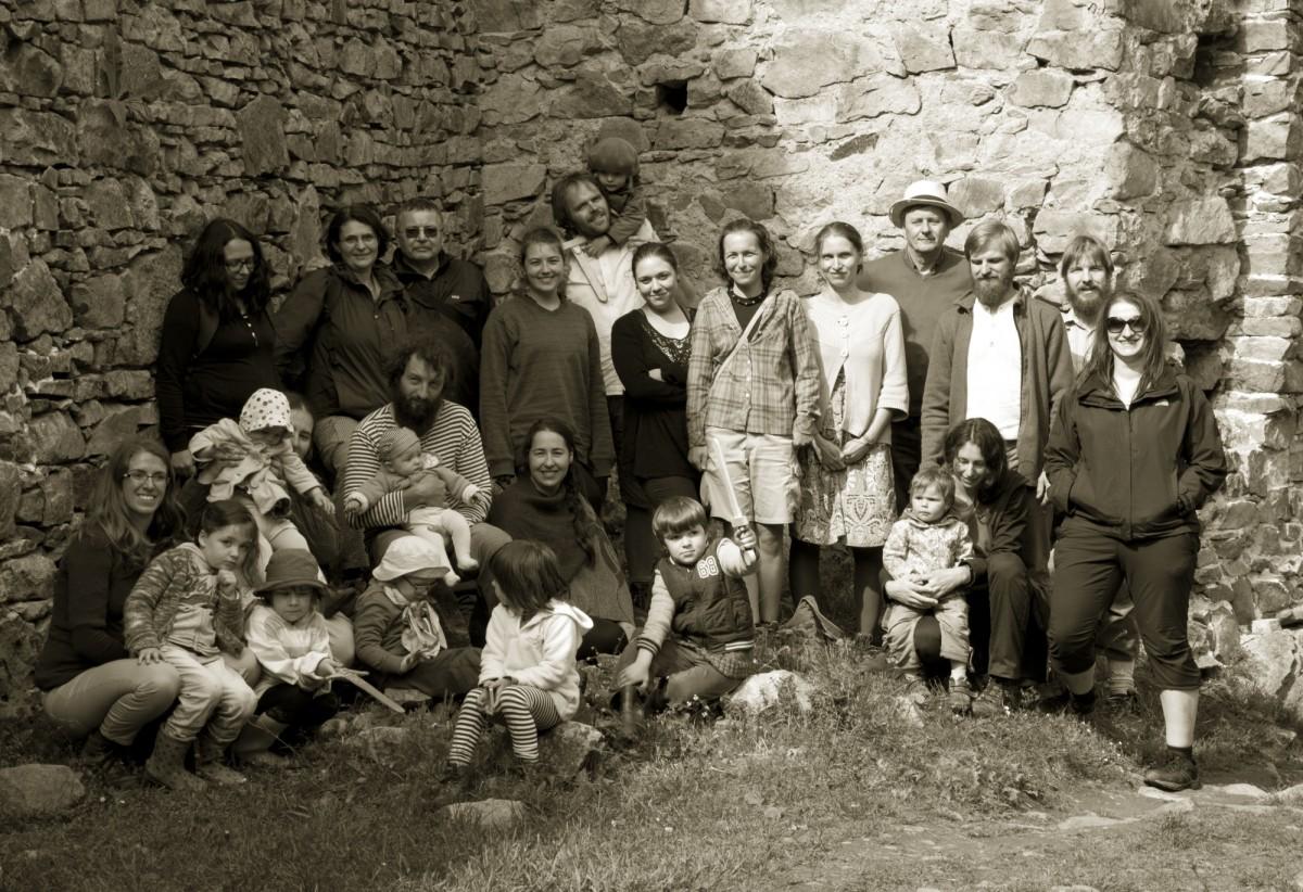 Fotky z první výpravy po stopách Stanislava Laciny