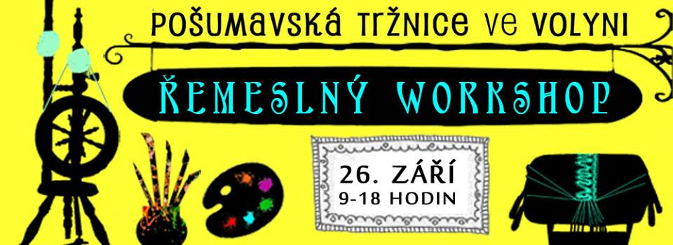 II. Řemeslný workshop