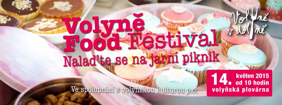 Volyně Food Festival piknik 2016