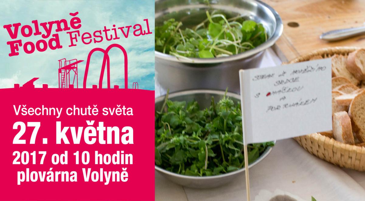 Volyně Food Festival 2017: Informace pro návštěvníky