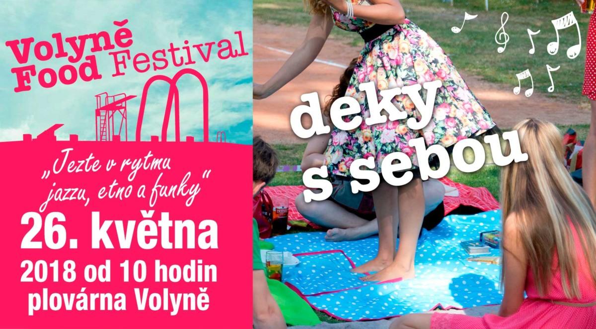 IV. Volyně Food Festival 2018